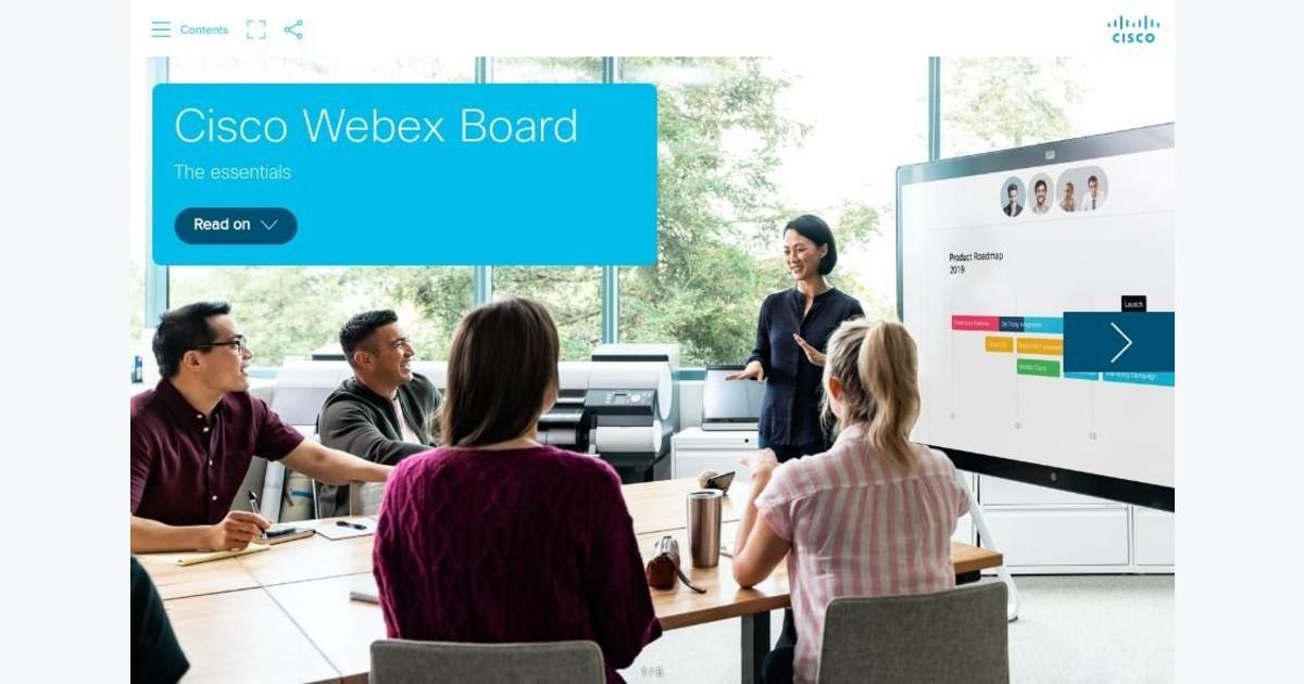 Cisco Webex Board - The Essentials